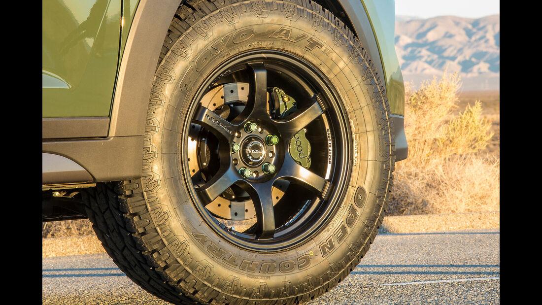 11/2015 Sema 2015 Hyundai Tucson JP