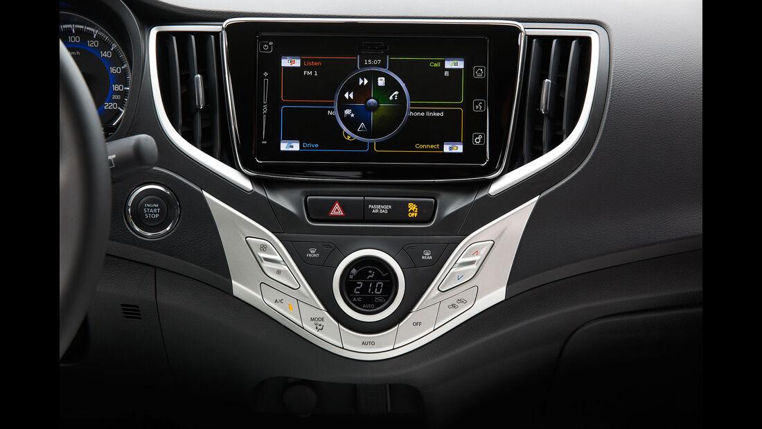 11/2015 Suzuki Baleno Fahrbericht