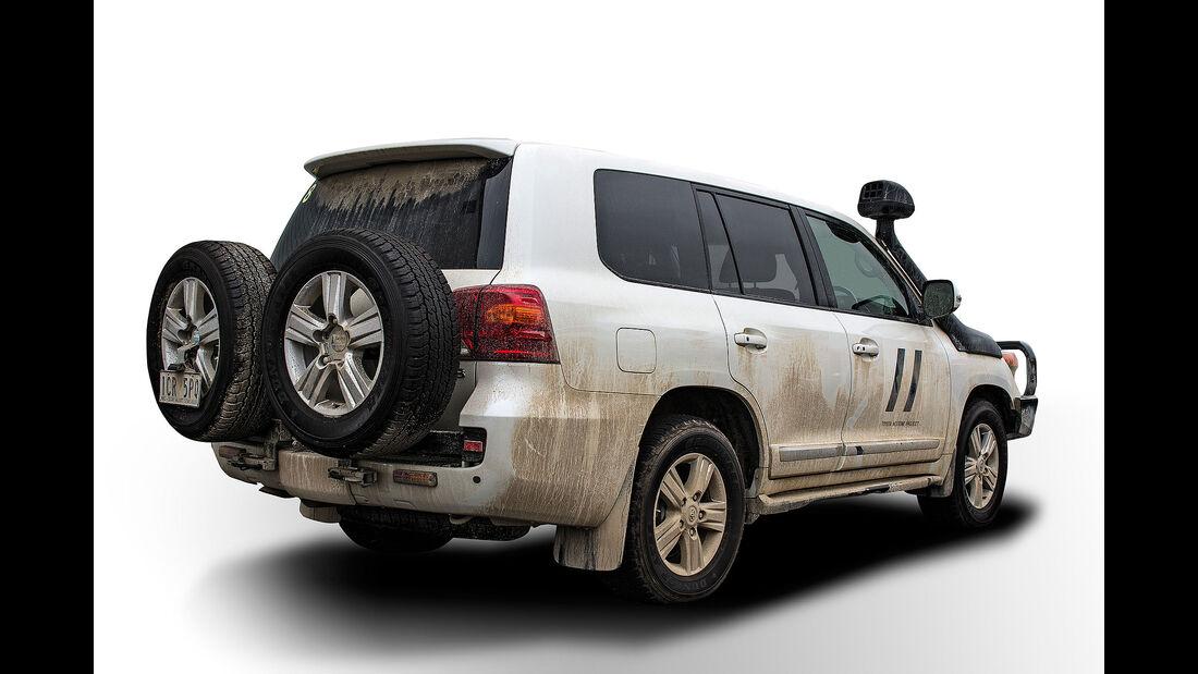 11/2015 Toyota auf der Sema 2015 Toyota LC200.