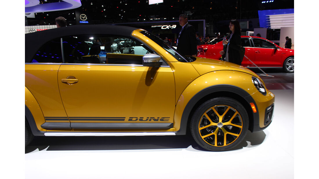11/2015, VW Beetle Dune