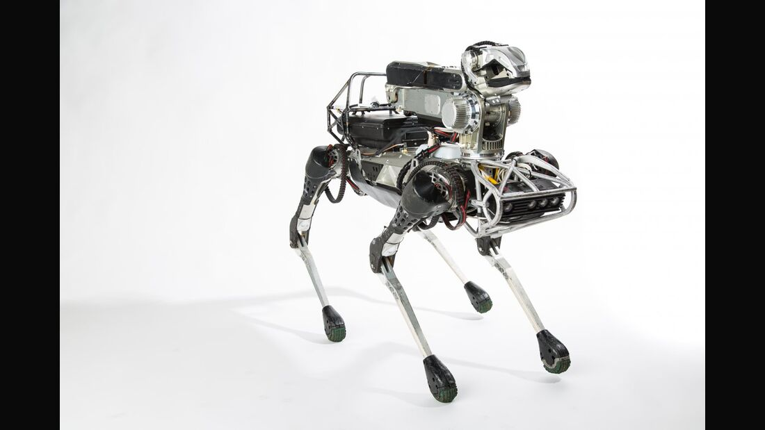11/2017, Boston Dynamics SpotMini