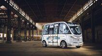 11/2017,  Navya autonome Autos - Bus 1
