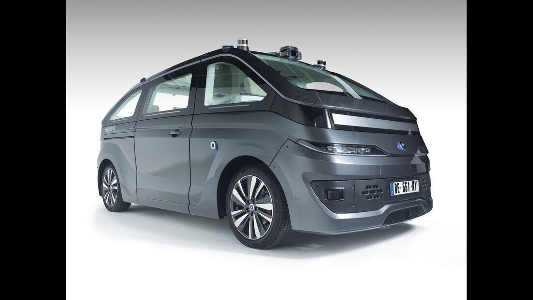 11/2017,  Navya autonome Autos - Taxi 2