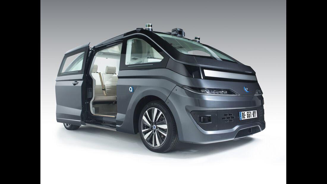 11/2017,  Navya autonome Autos - Taxi 4