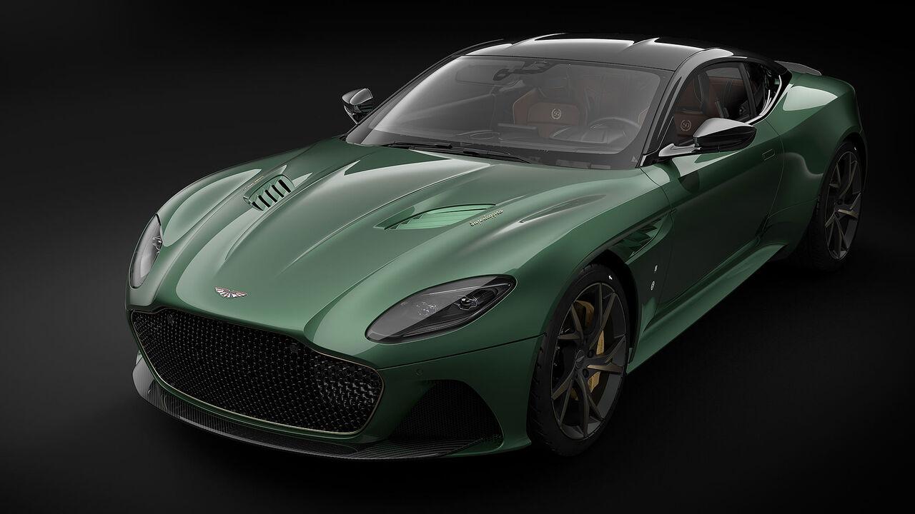Aston Martin Dbs 59 Sondermodell Zum Le Mans Jubiläum Technische Daten Auto Motor Und Sport