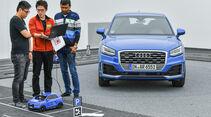 11/2018, Audi Autonomous Driving Cup 2018