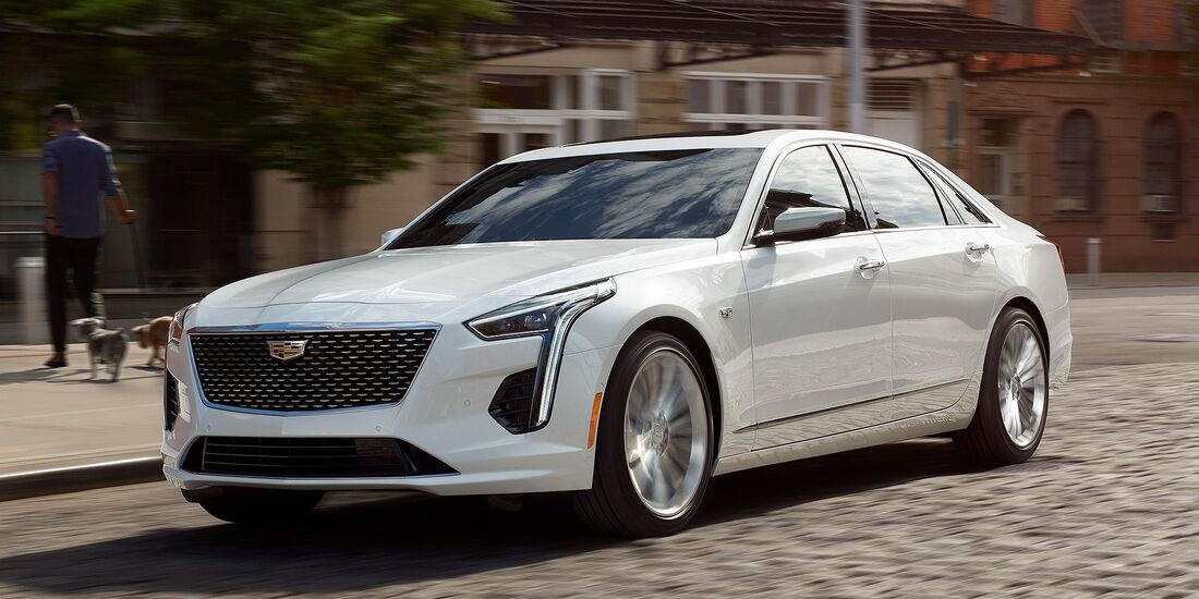 11/2018, Cadillac CT6
