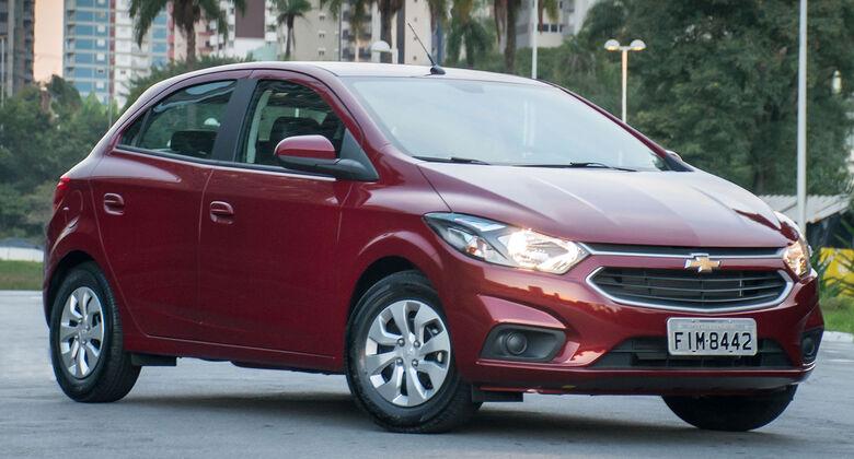 11/2018, Chevrolet Onix