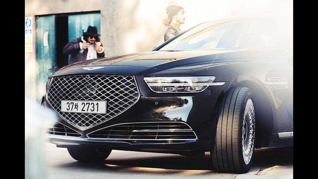11/2018, Genesis G90 Facelift MY 2020