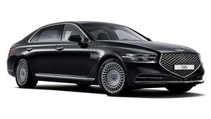 11/2018, Genesis G90 Facelift MY 2020