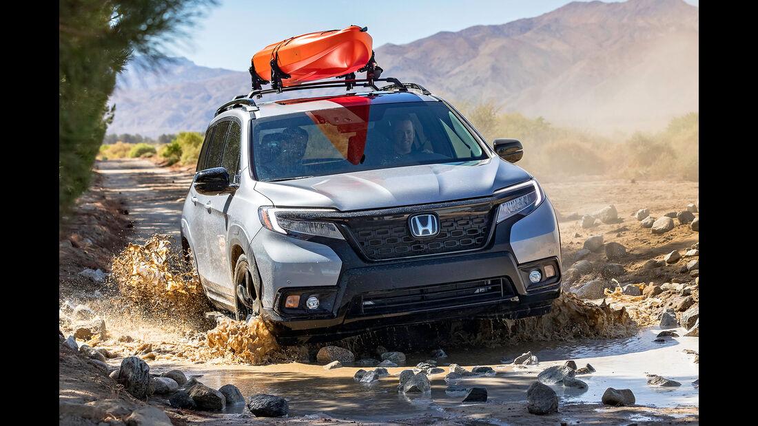 11/2018 Honda Passport