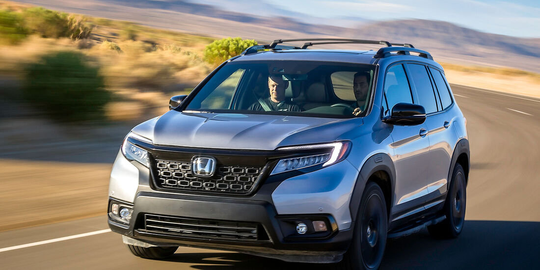 11/2018 Honda Passport