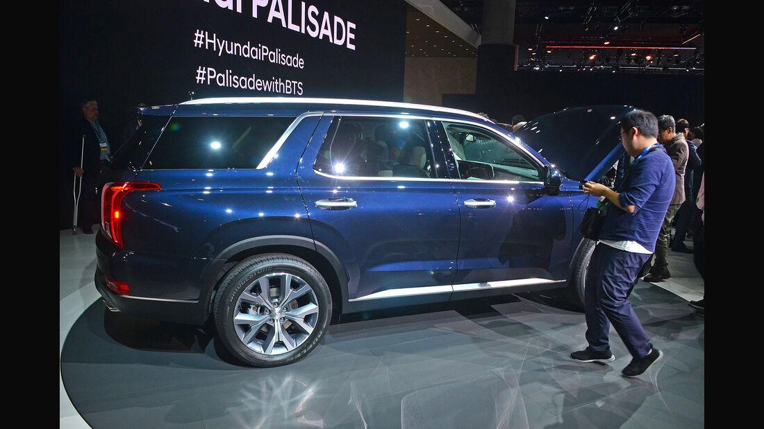 11/2018 Hyundai Palisade
