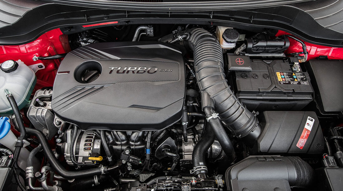 11/2018 Kia Soul GT-Line Benziner