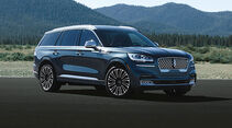 11/2018 Lincoln Aviator