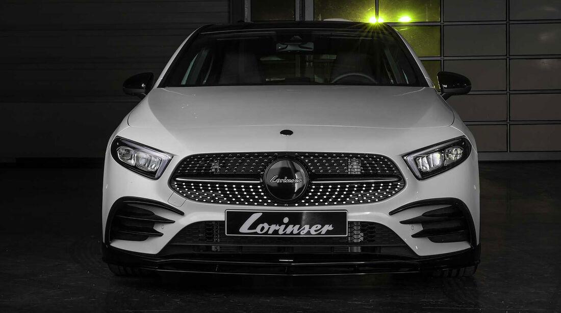 11/2018, Lorinser Mercedes A 250 Green Series