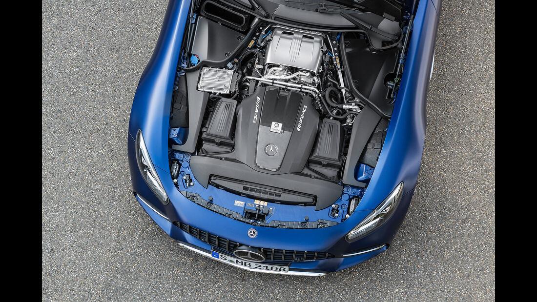 11/2018, Mercedes-AMG GT C Roadster Facelift (2019)
