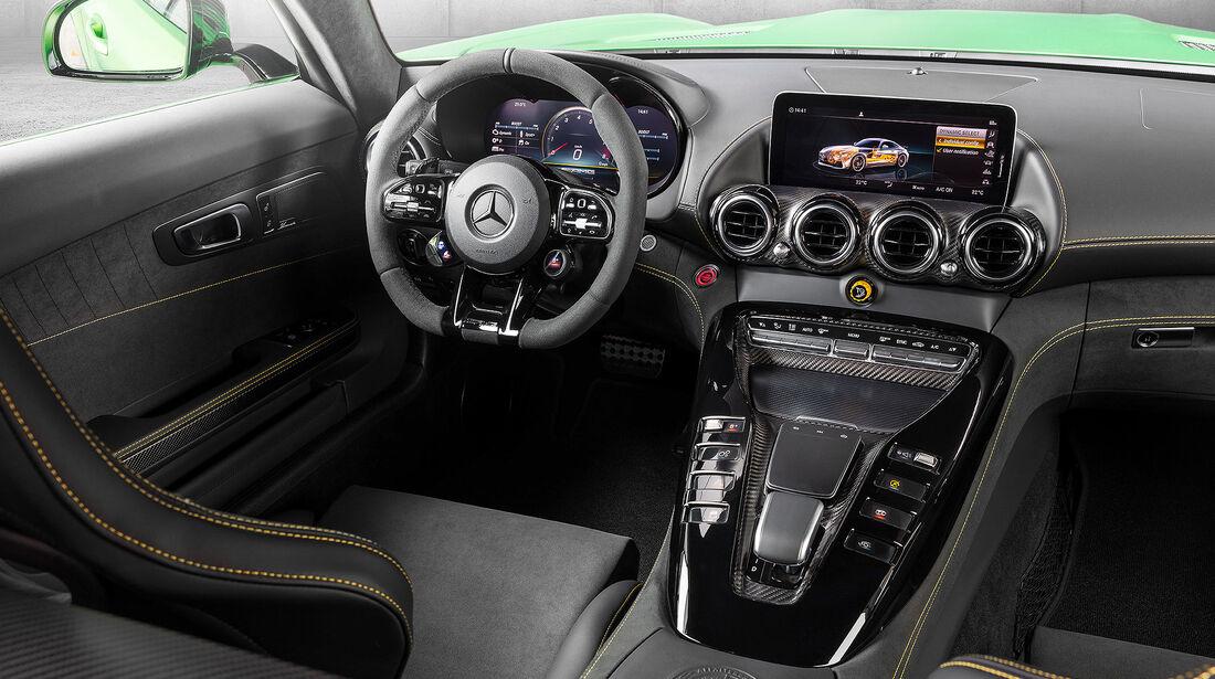 11/2018, Mercedes-AMG GT R Facelift (2019)