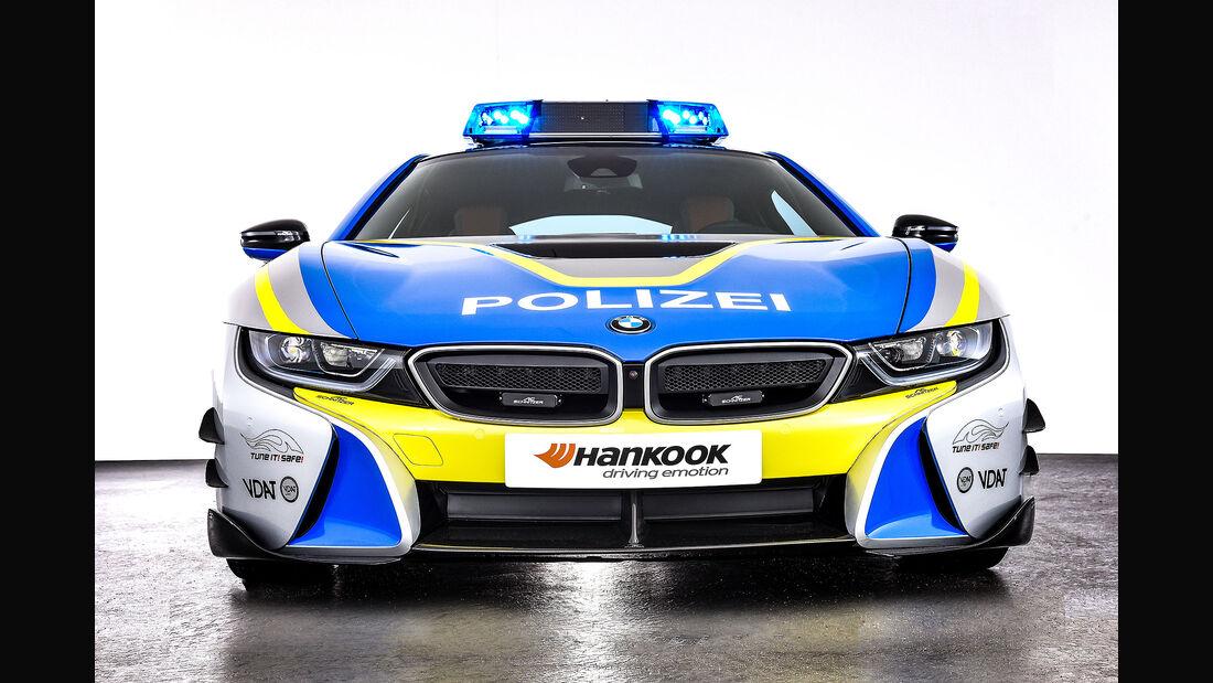 11/2018 Tune it! Safe! BMW i8 Polizei
