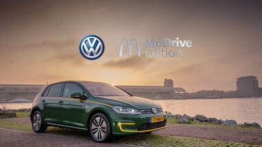 11/2018, VW e-Golf McDrive Edition
