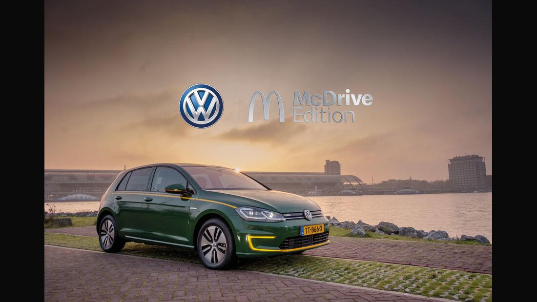 11/2018, VW e-Golf McDrive Edition