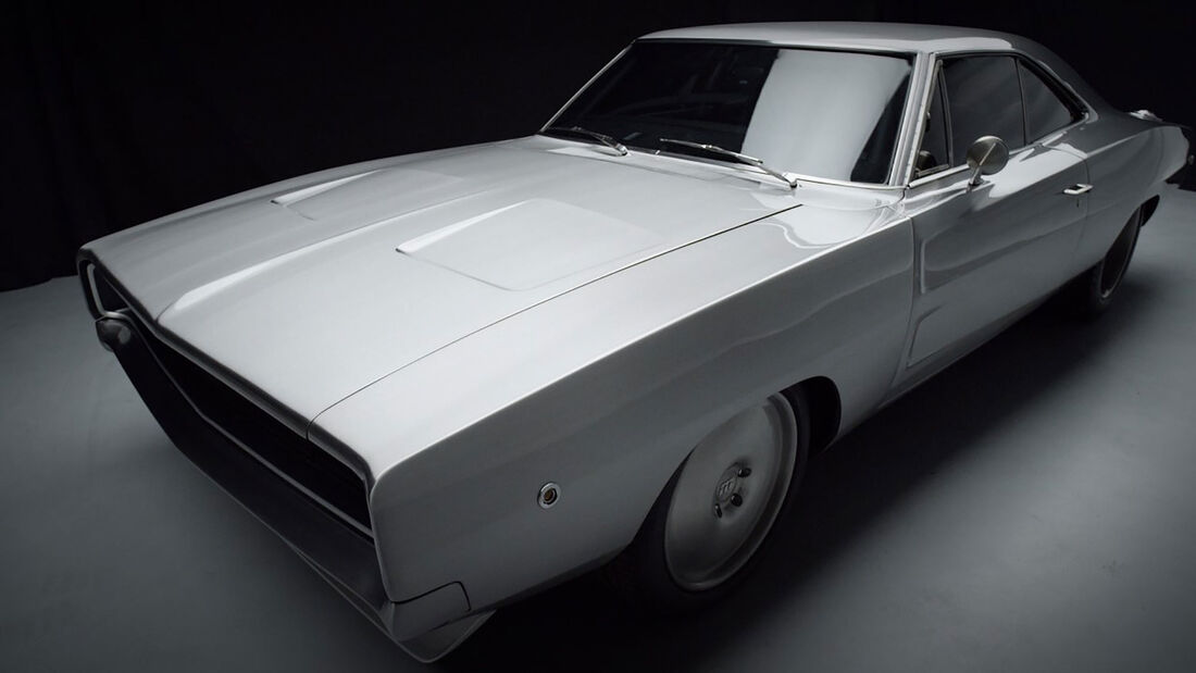 """11/2019, 1968 Dodge """"Maximus the Ultra Charger"""" Custom"""