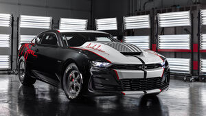 11/2019, 2020 COPO Camaro John Force Edition