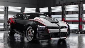 11/2019, 2020 COPO Camaro John Force Edition