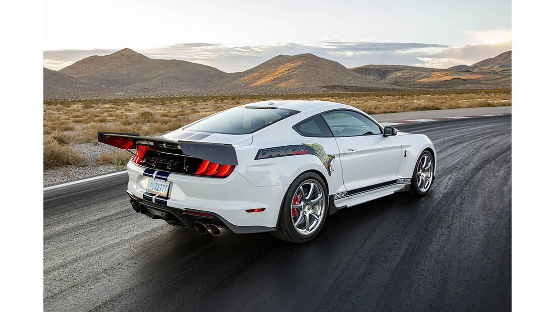 11/2019, 2020 Ford Mustang Shelby GT500 Dragon Snake