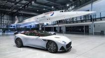 11/2019, Aston Martin DBS Superleggera Concorde Special Edition