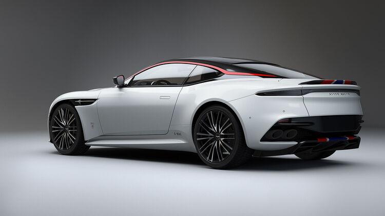 Aston Martin Dbs Superleggera Concorde Special Edition Auto Motor Und Sport