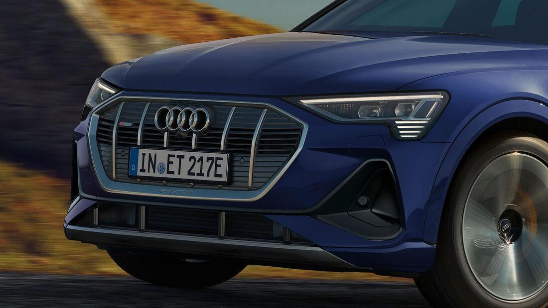 11/2019, Audi E-Tron 55 Quattro Modellpflege
