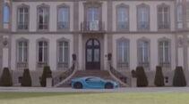 11/2019, Bugatti Chiron Zebra 1 of 1