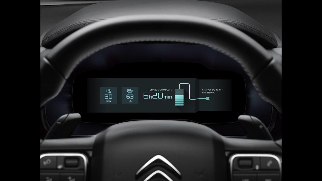 11/2019, Citroen C5 Aircross Hybrid