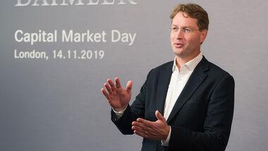 11/2019, Daimler-CEO Ola Källenius