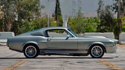 11/2019, Ford Mustang Eleanor
