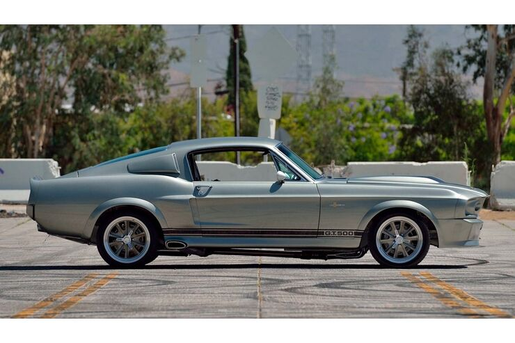 Ford mustang eleanor kaufen