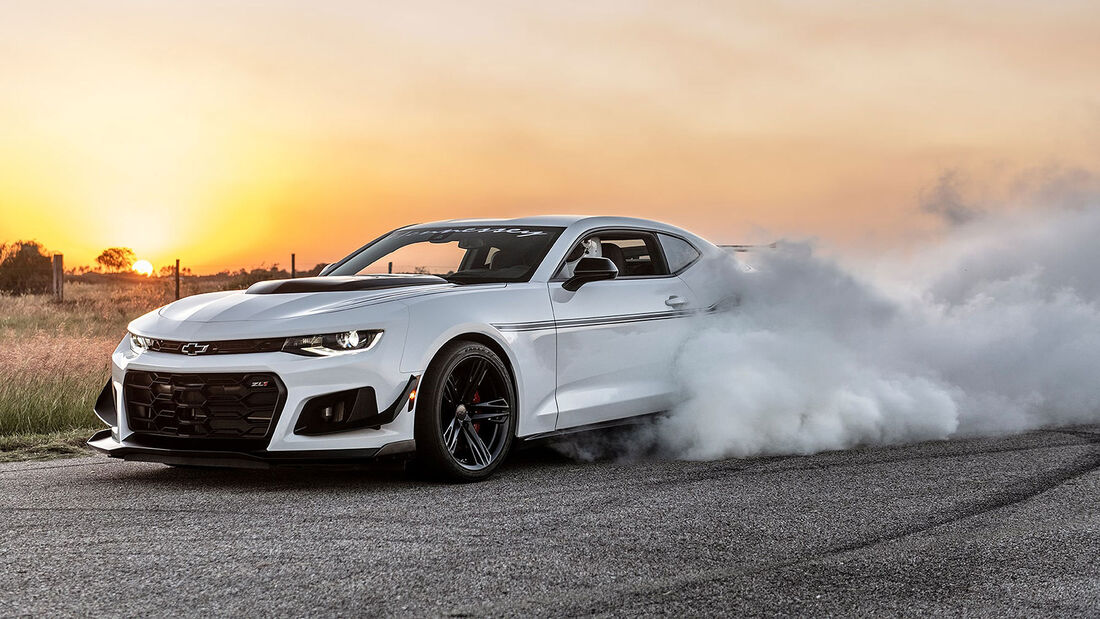11/2019, Hennessey Resurrection auf Basis Chevrolet Camaro ZL1
