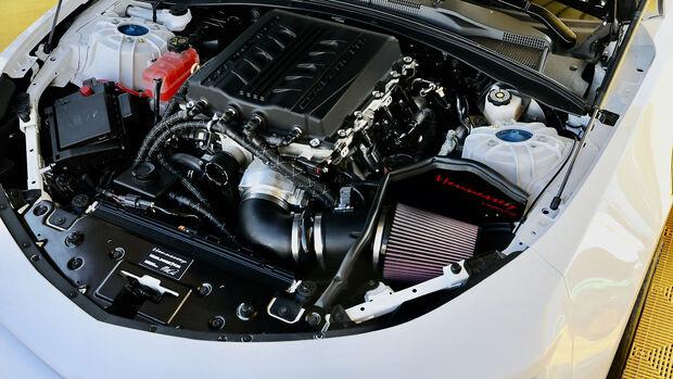 11/2019, Hennessey Resurrection auf Basis Chevrolet Camaro ZL1