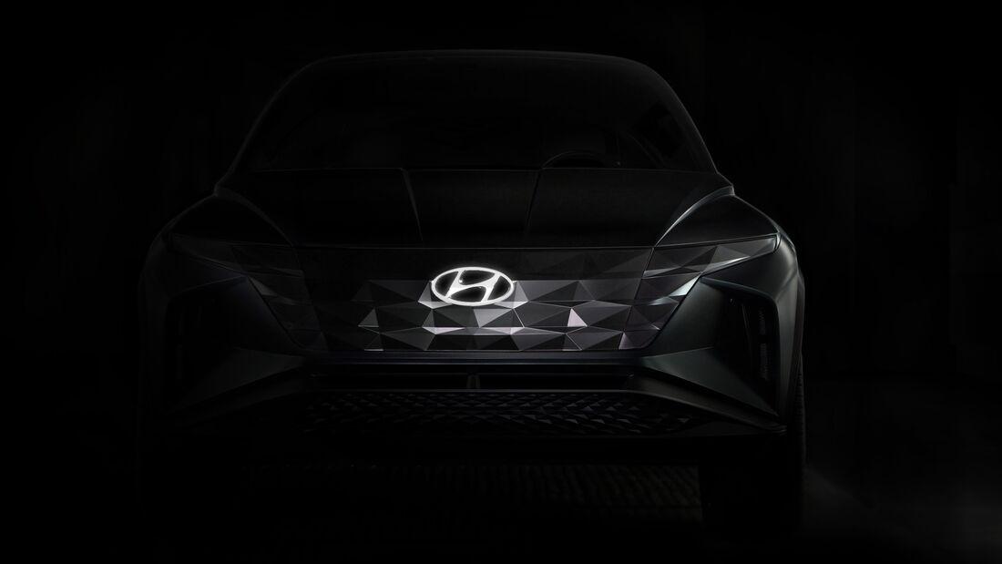 11/2019, Hyundai SUV Studie LA 2019 Teaser