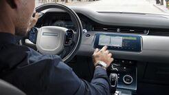 11/2019, Land Rover Infotainment