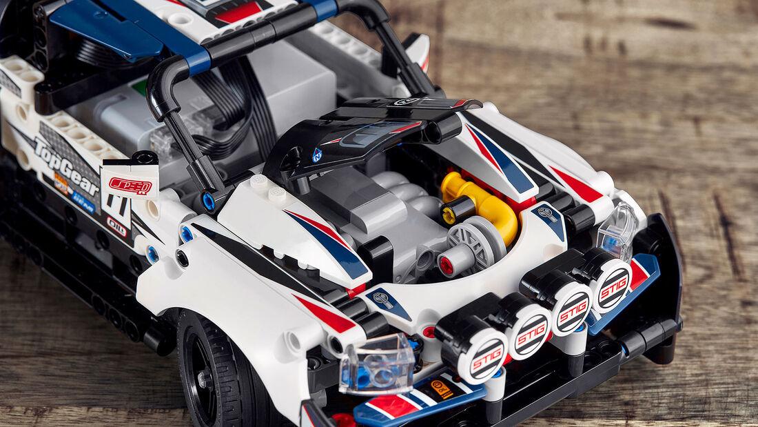 11/2019, Lego Technic Top Gear Rally Car