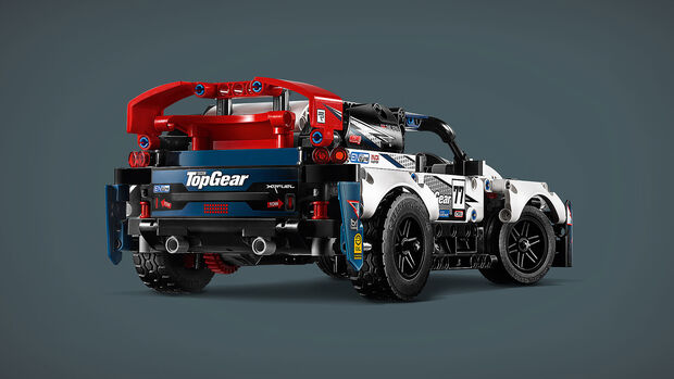 11/2019, Lego Technic Top Gear Rally Car