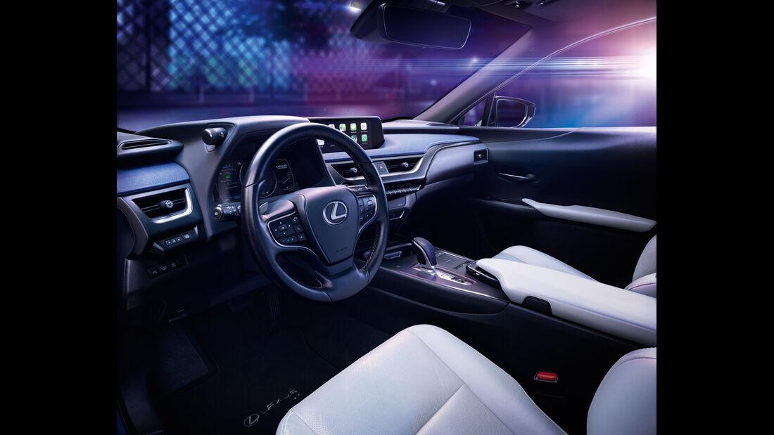 11/2019, Lexus UX 300e