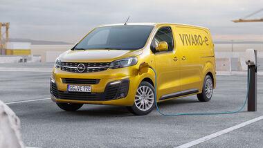 11/2019, Opel Vivaro-e