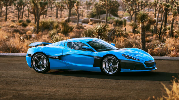 11/2019, Rimac C_Two