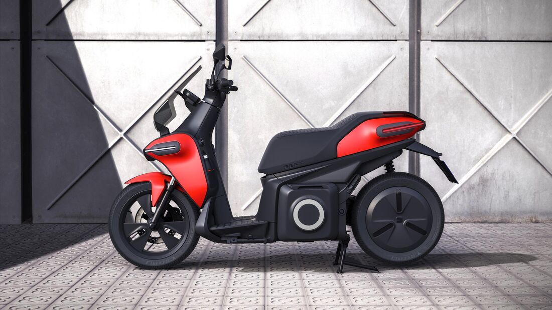 11/2019, Seat e-Scooter