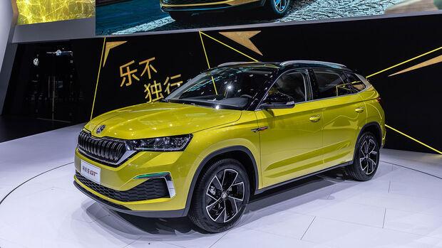 11/2019, Skoda Kamiq GT China