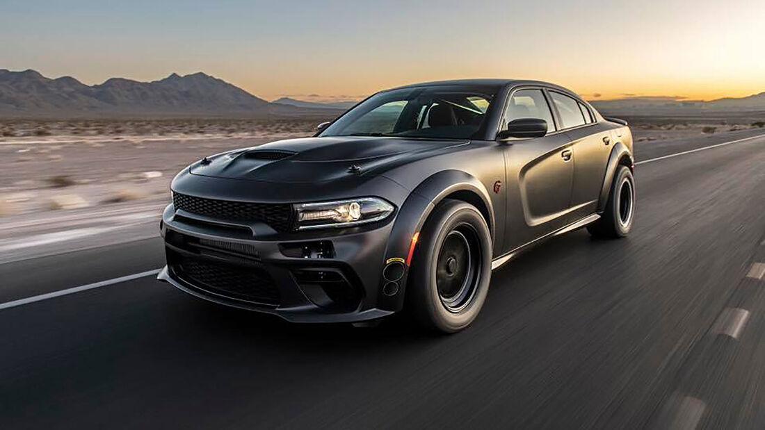 11/2019, Speedkore Dodge Charger SRT Hellcat Widebody