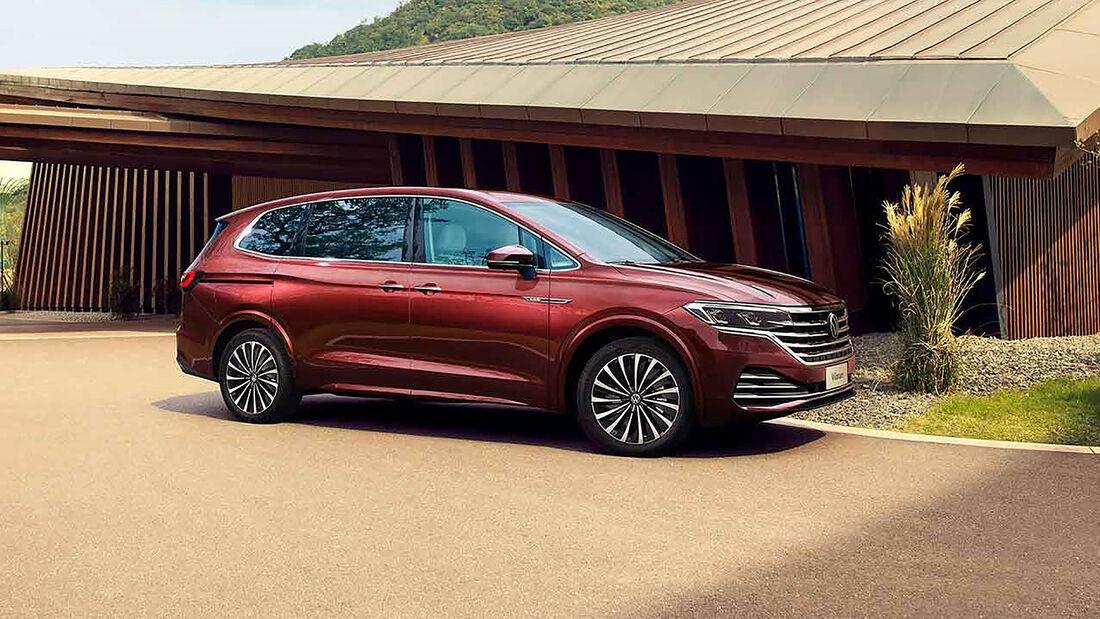 11/2019, VW Viloran China-MPV